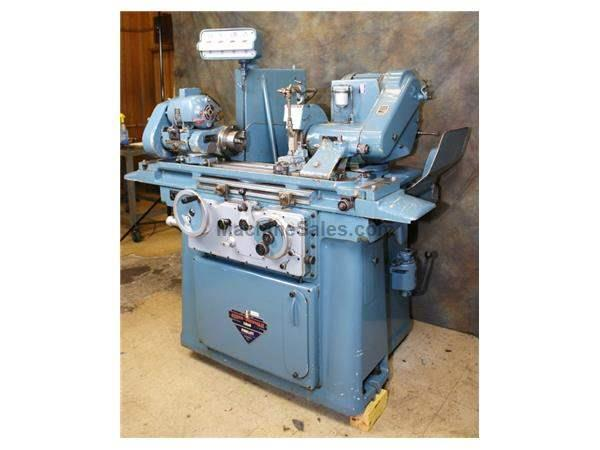 "8"" Swing 18"" Centers Jones & Shipman 1310 OD GRINDER, SWING AROUND I.D., HYD. TABLE, PICK FEED, TOOLING"