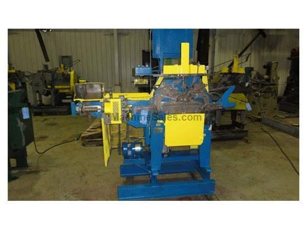 "LAIDLAW 18"" WIRE HANGER MAKING MACHINE"