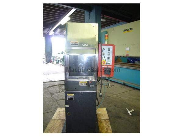 TOGU III, AMADA, AUTOMATIC PUNCH & DIE GRINDER, MFG: 2006   Our stock n