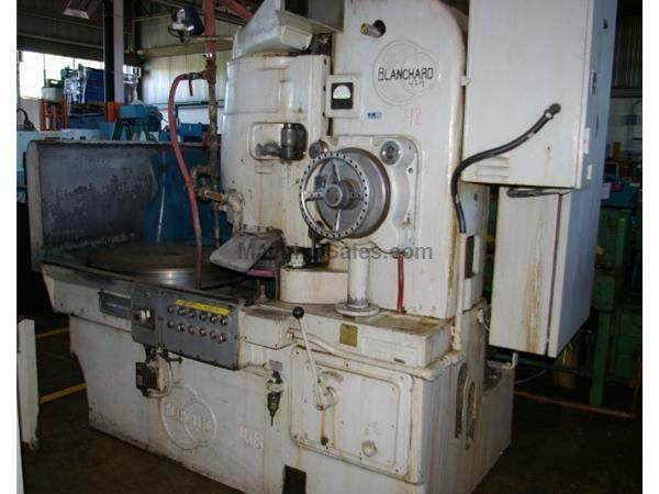 "18-36"" BLANCHARD ROTARY SURFACE GRINDER"