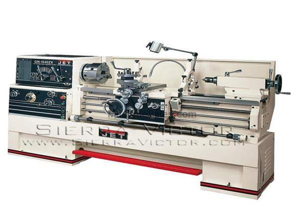 "16"" x 40"" JET® Large Spindle Bore Lathe"