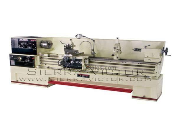 "18"" x 80"" JET® Large Spindle Bore Lathe: GH-1880ZX"