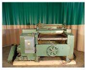 Used Buss 66-40 Single Surface Planer