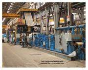 JUNKER/INCO/MMPL, DEGREASING ANNEALING & PICKLING LINE 425mm WIDE (12360) Machinery Intern
