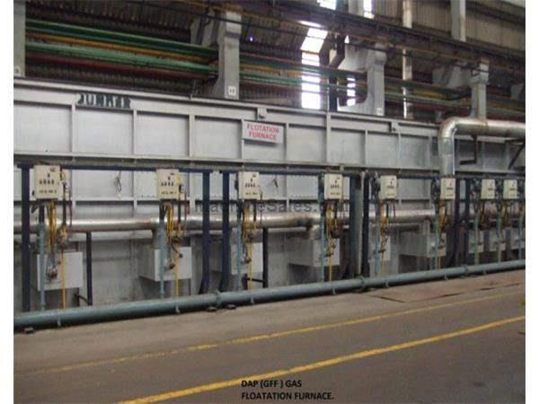 "17"" (425MM) JUNKER, FLOTATION ANNEALING FURNACE, 0.12mm - 0.80mm THICKNESS (1236 Machinery International"