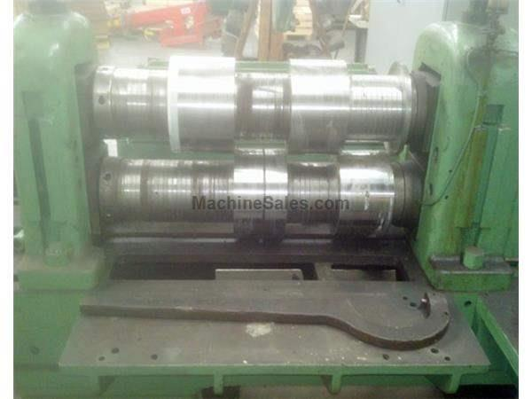 "30"" (762mm) x 4-1/4"" (108mm), TORRINGTON, SLITTING LINE (12430)"