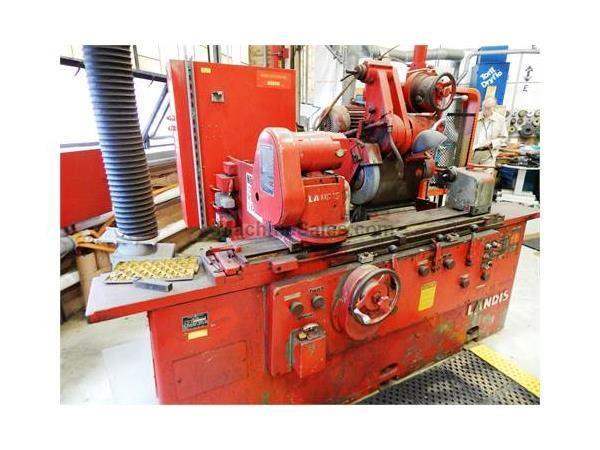 "14"" Swing 36"" Centers Landis 2R OD GRINDER, I.D., HYD. TABLE, AUTO INFEED, PLUNGE, RAPID, SPKT"