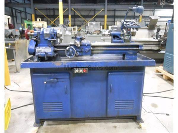 "South Bend CL8187R8 Straight Bed Engine Lathe, 10"" x 33"""