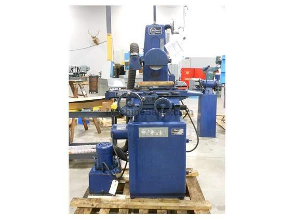 1977 HARIG MODEL SUPER 612 SINGLE AXIS HYDRAULIC  SURFACE GRINDER, 6""