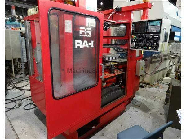 MATSUURA RA-1 CNC VERTICAL MACHINING CENTER