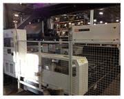 Mazak Space Gear 5x10, 2500 Watt 3D Laser