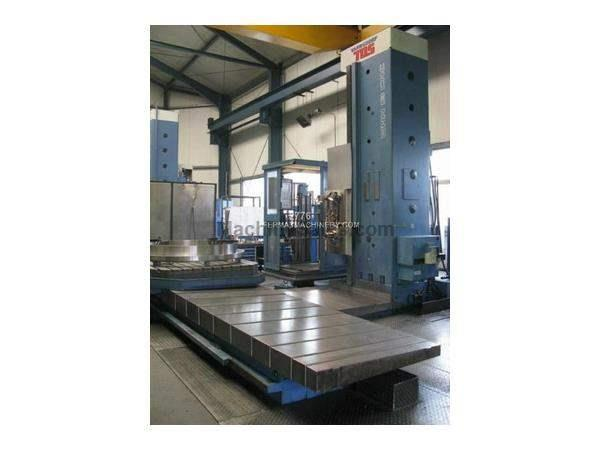 Table type Horizontal Boring Machine- WHN13.8 CNC