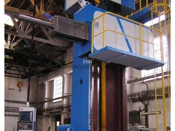 Floor type Horizontal Boring Machine- WH 160 CNC