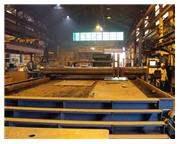 Sector 18' x 42' CNC Shape Cutting Machine