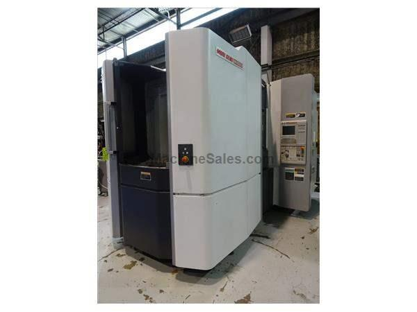 MORI SEIKI NHX5000 CNC HORIZONTAL MACHINING CENTER