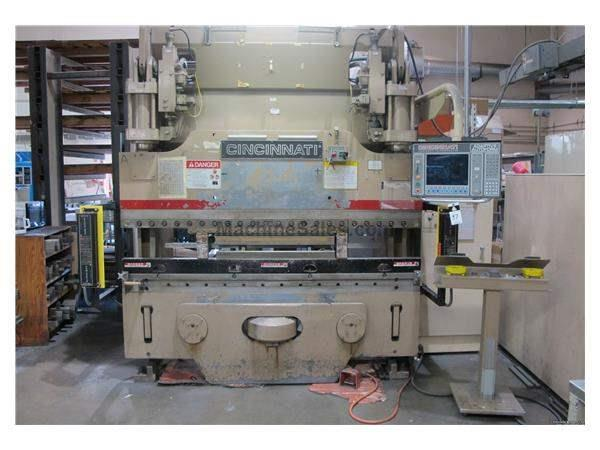CINCINNATI 90AF-6 HYDRAULIC PRESS BRAKE
