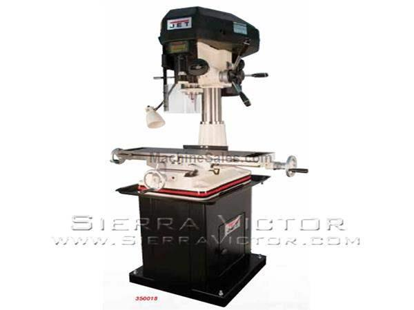 "18"" JET® Drilling/Milling Machine"