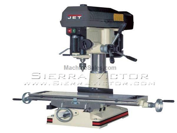 "26"" JET® Drilling/Milling Machine"