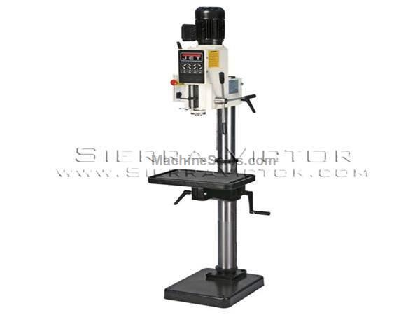 "20"" JET® Arboga Gear Head Drill Presses"