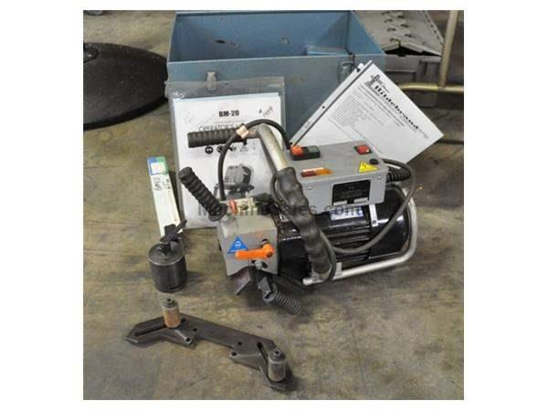 JANCY ENGINEERING PORTABLE BEVELING MACHINE