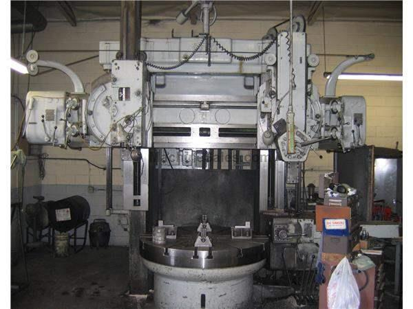 "62"" King Vertical Turret Lathe"