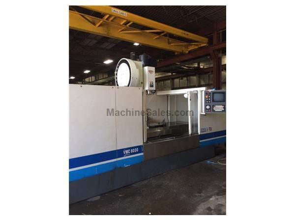 Fadal Model VMC 8030HT Year 2003 Delivered 2004