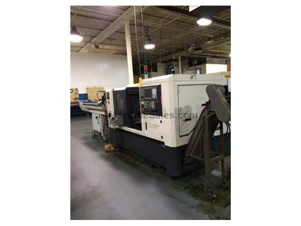 Hwacheon Hi-Tech 200A 2-Axis CNC Lathe 2006