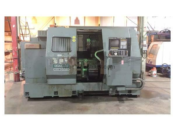 "Okuma LC30 12"" Chuck CNC Turning Center"