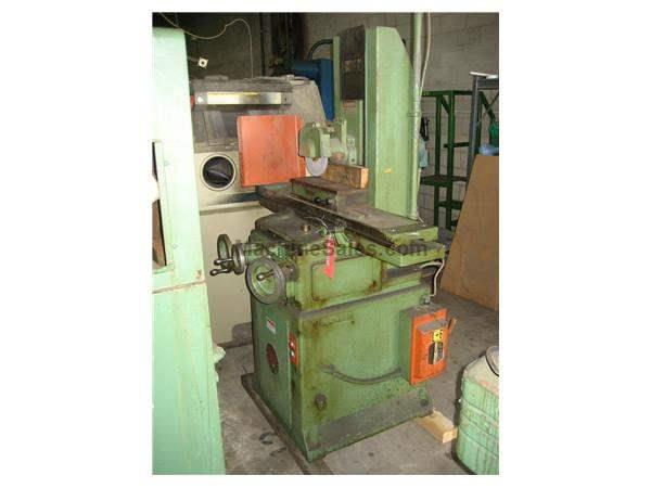 SURFACE GRINDER, REID 618 PRECISION HYDRAULIC SURFACE GRINDER