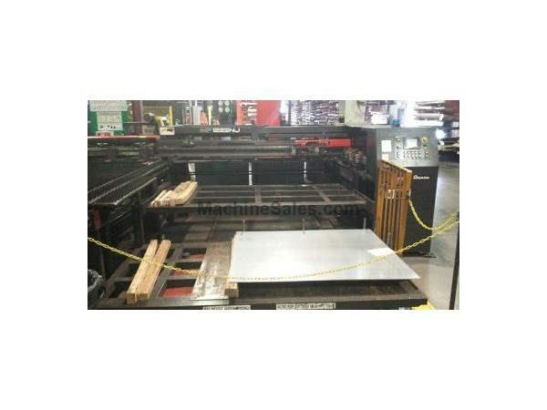 AMADA, MP1225NJ AUTOMATIC LOAD/UNLOADER, MFG: 1999