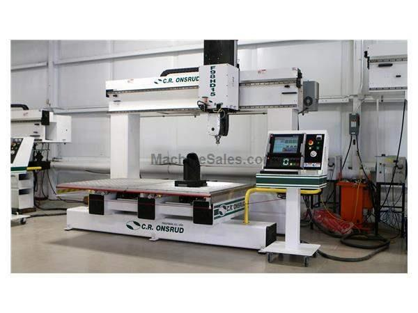 Used C.R. Onsrud F98HD15 CNC Router