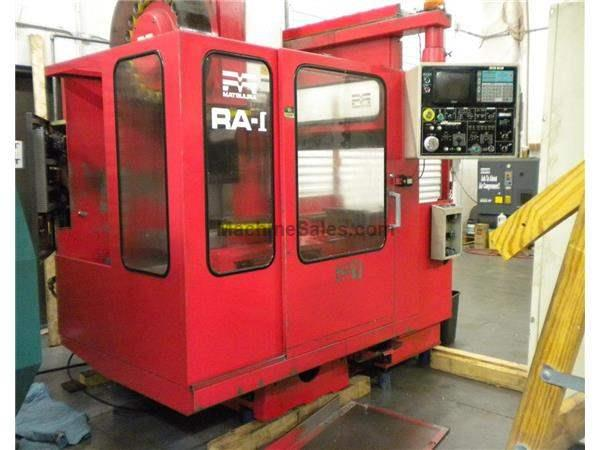 1989 Matsuura RA-1 Twin Pallet Vertical Machining Center