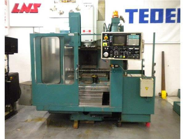 1991 Matsuura RA-II Twin Pallet Vertical Machining Center