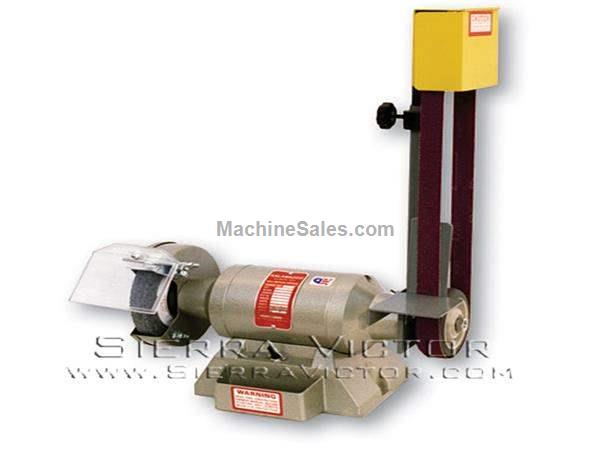 "1"" x 42"" KALAMAZOO® Sander with 6"" Grinding Wheel"