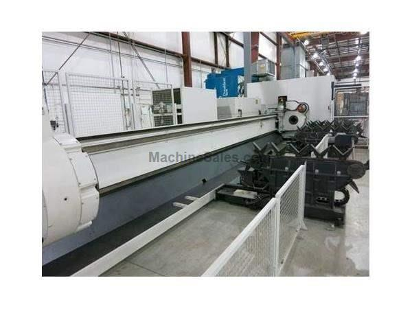 4000 Watt Mazak 6-Axis CNC Tube & Pipe Laser