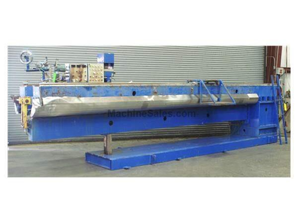 Binzel 20' Flat Sheet, Internal & External Seam Welder