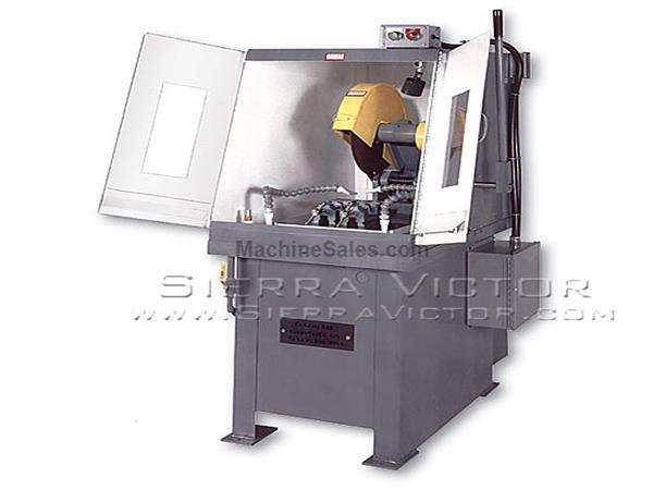"12"" - 14"" KALAMAZOO® Metallurgical Saw with Power Head"