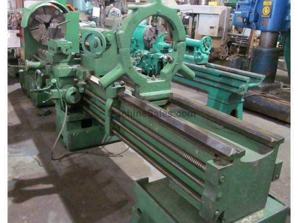 30 X 132 Summit Lathe