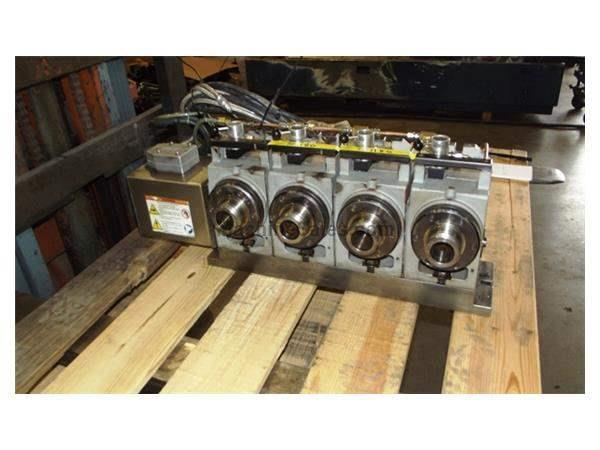 Haas HA5C4 4 Axis Rotary Table - 2012