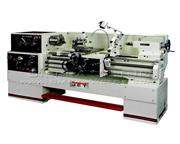 "16"" x 40"" JET® Geared Head Engine Lathe with 2"" Bore"