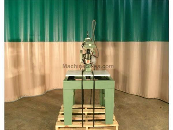 Used Maggi Model 640 Jr. Radial Arm Saw