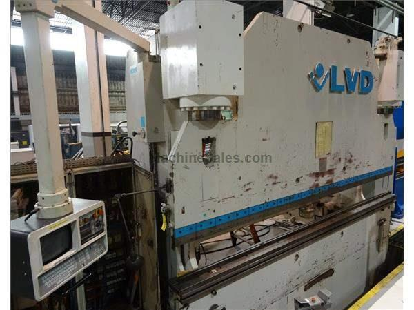 LVD 440-PPE-16 7-AXIS CNC HYDRAULIC PRESS BRAKE