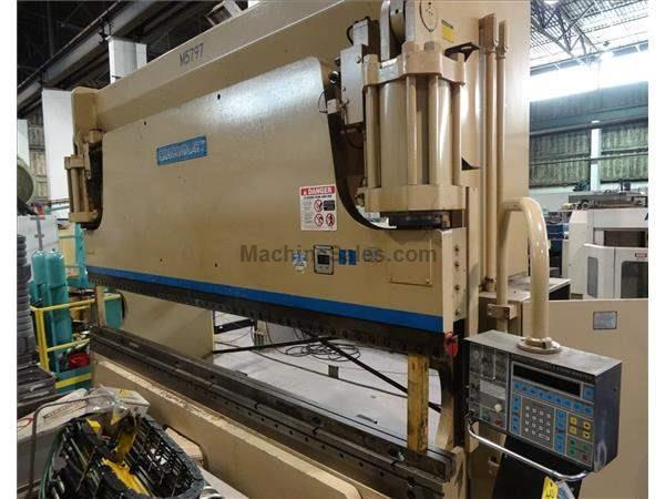CINCINNATI 350-FM-II-14 4-AXIS CNC HYDRAULIC PRESS BRAKE