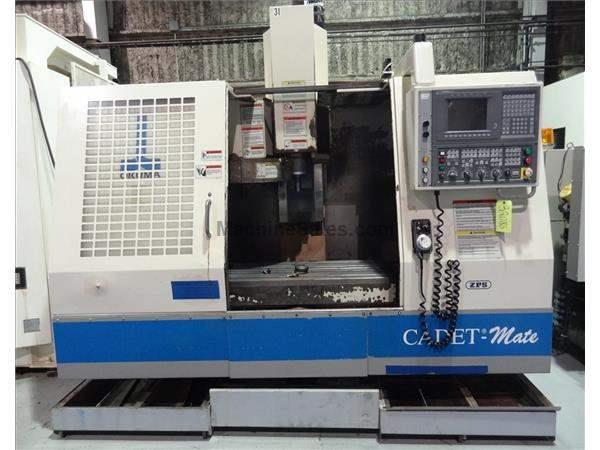 OKUMA CADET MATE CNC VERTICAL MACHINING CENTER