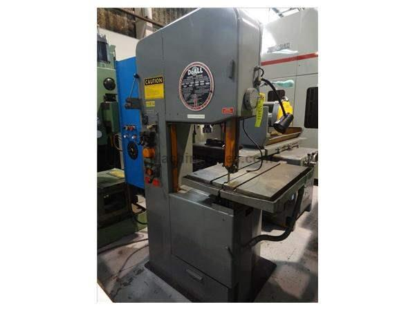 DO-ALL 2012-2H3 VERTICAL BAND SAW