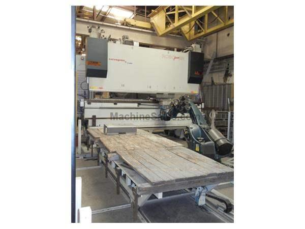 190 ton x 14' Salvagnini Roboformer Robotic Bending Cell