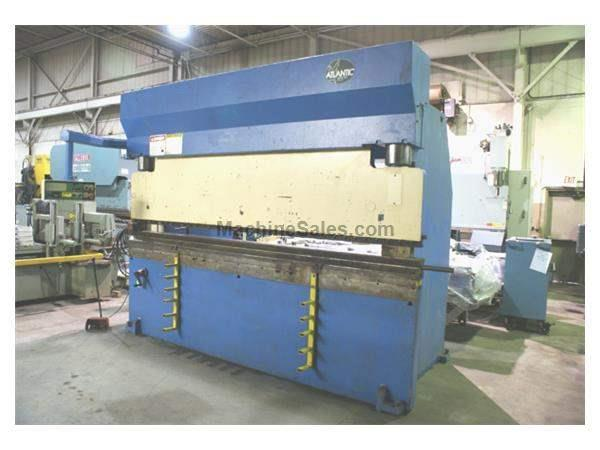 200 ton x 12' Atlantic HDE 20012 Press Brake