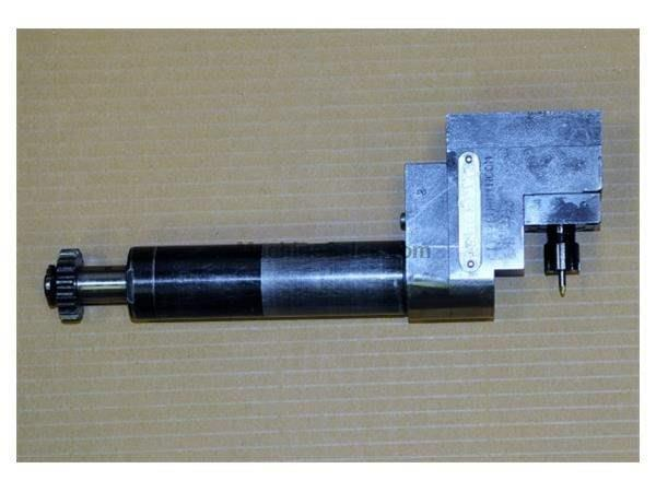 (1) Used CITIZEN Z-Axis Spindle with Live Tool & Cross Drill