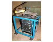 """9"""" welder, 10"""" shear Miller Syncrowave 200"""