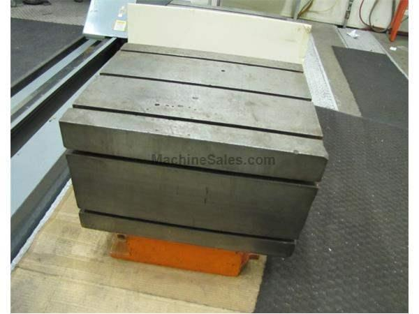 "25"" X 20 1/2"" X 14"" 2-SIDED BOX DRILL TABLE"